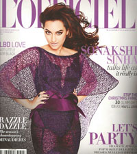 L'Officiel Cover_